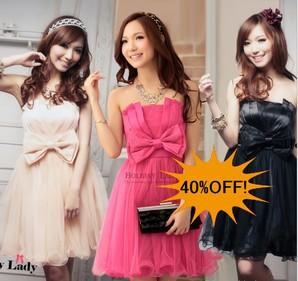★セール品・40%OFF★全7色★大きいサイズ ドレス ワンピース#8895